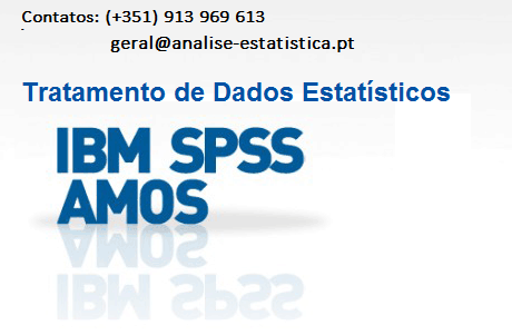 analise estatística com o SPSS e SPSS AMOS - Path analysis